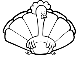 Small Picture Cute Turkey Coloring Pages Clipart Panda Free Clipart Images