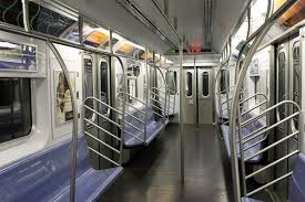 NYC Subway Car