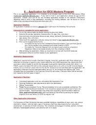 Sample Resume For Master Degree Application Sample Resume For Application To Graduate School New Sample Resume 2