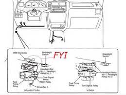 similiar fuses for 2007 grand vitara keywords 2007 suzuki grand vitara fuse box diagram 1996 suzuki esteem fuse box