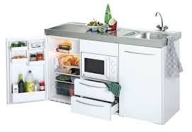 Classy Design Mini Kitchens Silver Kitchen Without Hob