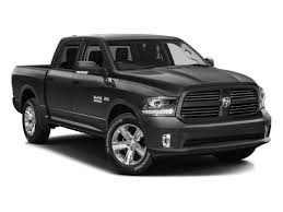Pre-Owned 2016 Ram 1500 Lone Star 4WD 4D Crew Cab
