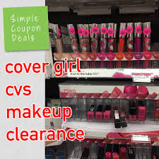 included in this huge makeup clearance are cover maybelline and revlon makeup too