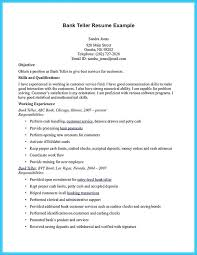 Bank Teller Resume Sample Simple Bank Teller Resume Sample Bank Teller Resume Sample Lovely Bank