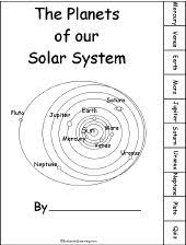 Small Picture The 25 best Solar system worksheets ideas on Pinterest Solar