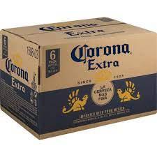 Corona Extra Bier aus Mexico ( 24 x 0,33l )