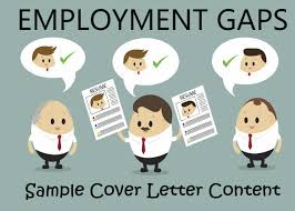 Sample Cover Letter Content That Explains Employment Gaps Inspiration Employment Gaps On Resume