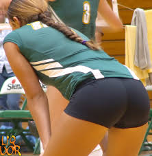 Volley ball girls fucking