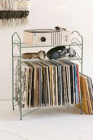 Industrial Storage Cabinet I Urban Outfitters. Simple And Classy Ways To  Store Your Vinyl Record Collection