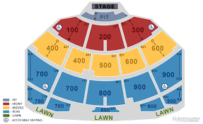 Riverbend Music Center Virtual Seating Chart 20 Rigorous Riverbend Music Center