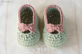Crochet Baby Shoes Pattern Free Custom Design Ideas