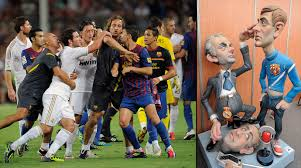 barcelona beats real madrid 3 2 in the spanish super cup but the match