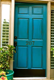 Paint Colors Turquoise Best 25 Turquoise Front Doors Ideas On Pinterest Turquoise Door