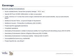 6 coverage general liability