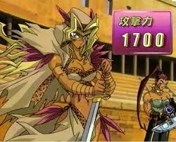 amazon warrior anime.  Amazon Amazoness Holy Warrior From YuGiOh GXp Hopefully It Counts On Amazon Anime U