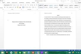 sample apa format title page formatting apa style in microsoft word 2013 9 steps