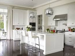 All White Kitchen Designs Decoration Custom Inspiration Ideas