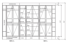 closet design dimensions. Closet Design Dimensions. Clothes Dimensions Standard Stair W