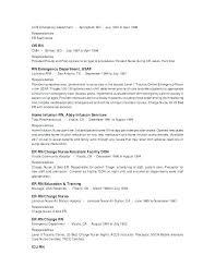 Er Charge Nurse Sample Resume Best Emergency Nurse Cover Letter Colbroco