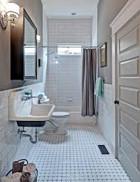 atlanta daltile subway tile white with contemporary towel bars bathroom traditional and gray wall cottage