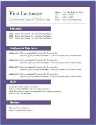 Free Downloadable Resume Templates Beauteous Download Free Resumes Free Resume Templates With Cover Letter