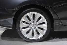 2014 Acura RLX Sport Hybrid SH-AWD alloy wheel - Indian Autos blog