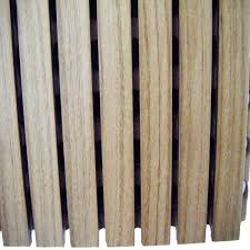 china studio wooden timber soundproofing felt board acoustic wall panels supplier