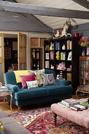 Living Room Designes Classy Sophie Robinson Interior Design Living Room With Teal Sofa In Open