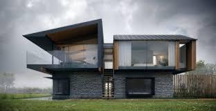 Modern Wood House Simple Design Tremendous Modern Glass Home Floor Plans Excerpt