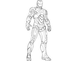 Small Picture Ironman Coloring Pages For Kids Coloring Home