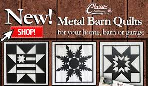 New Metal Barn Quilts   Ruler Sale   Black Friday Registration & New Metal Barn Quilts! Adamdwight.com