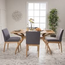 contemporary dining room furniture. Kwame Mid-Century 5-Piece Rectangle Dining Set By Christopher Knight Home Contemporary Room Furniture I