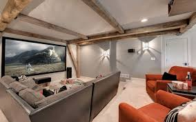 How To Choose The Right Color For Your Media Room Mesmerizing Home Media Room Designs