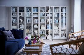 Glass Bookshelf Billy Ikea