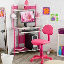 kids corner desk pink