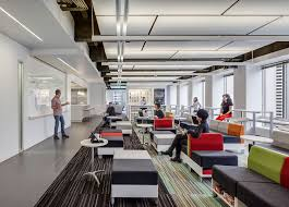 google office in seattle. Designed By IA Architects, The WhitePages Office In Seattle Uses Multiple Colors Of Same To Designate Conversation Areas, Walkways, And Even Open Google L