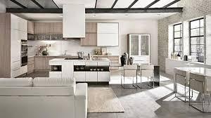 Kitchen, Kitchen Modern Open Kitchen Design With White Shades Room Ideas  Included Within Snow White