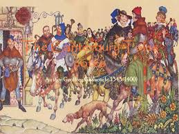 the canterbury tales notes author geoffrey chaucer c ppt  1 the canterbury tales notes author geoffrey chaucer c 1343 1400
