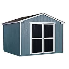 Small Picture Handy Home Products Princeton 10 ft x 10 ft Wooden Shed The