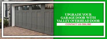 wood composite garage doors valley