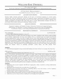 Resume Objectives Samples Unique Good Resume Objective Examples New