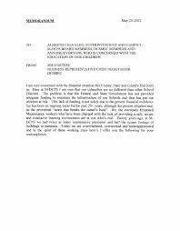 Memo To Board Of Directors Memo to the Superintendent of Schools DCSMEC 55