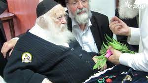 Rabbi Kanievsky blesses Cannabis for Passover - הרב קנייבסקי מכשיר צמח  קנאביס לפסח - YouTube