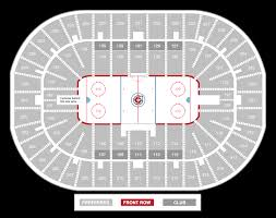 Key Bank Stadium Seating Chart Seat Viewer Cincinnati Cyclones