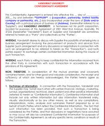 Mutual Confidentiality Agreement Basic Confidentiality NonDisclosure Agreement Forms Templates 79