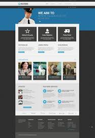 Best Police Wordpress Themes Templatemonster