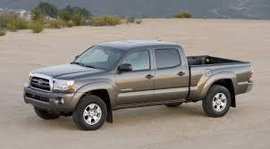 Top Of The Line Toyota Tacoma Crew Cab Pickup Trucks For Sale ...