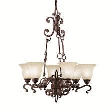 kichler 6 light chandelier 2089cz simple