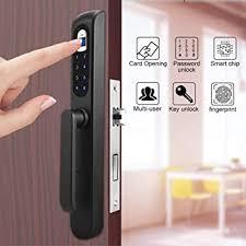<b>Smart</b> Electric <b>Security Door Lock</b> Intelligent <b>Door Lock</b> Without Key ...