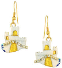 image is loading lunch at the ritz earrings castles in the